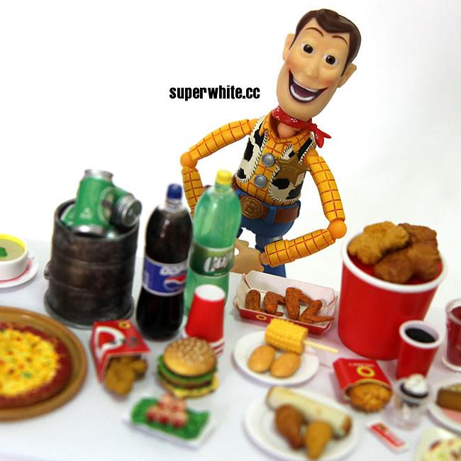 Woody's last meal
