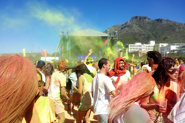 Holi One/We Are One Colour Festival
