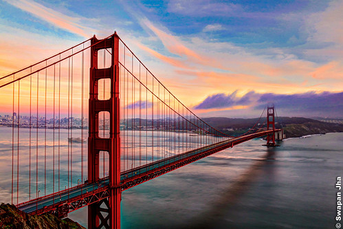 Golden Gate Sunset - Available on Getty Images