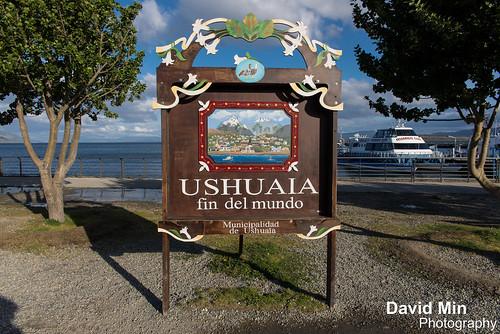 Ushuaia, Argentina - Fin Del Mundo by GlobeTrotter 2000