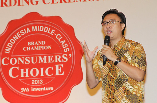 Indonesia Middle-Class Brand Forum 2013-Peter Mulyadi