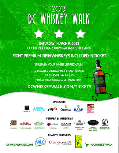 DC Whiskey Walk