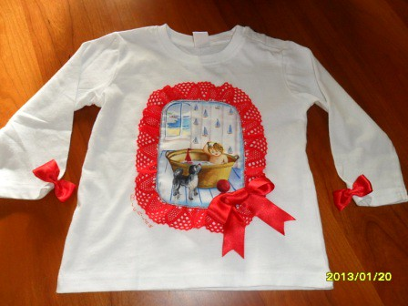 camiseta Alba 2