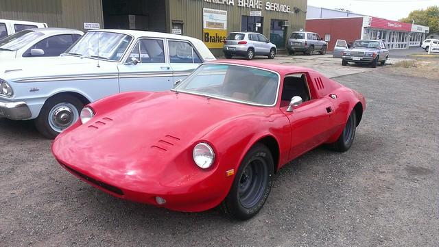 1971 Ferrari Dino 246 Gt Replica Flickr Photo Sharing