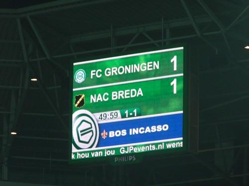 8540660292 a9875331ba FC Groningen   NAC Breda 1 1, 8 maart 2013