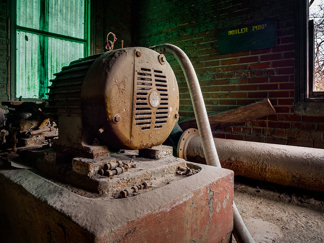 Panasonic LX7 Test: Boiler Pump