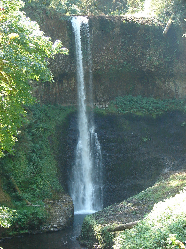 Middle North Falls
