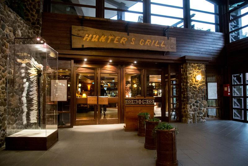 Hunter's Grill Sequoia Lodge
