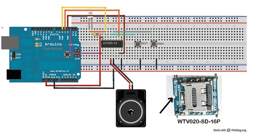 Arduino Library For Wtv020 Sd 16p Audio Module Page 19