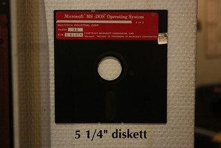 MS-DOS ploopy disk