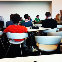 student panel at Honors Weekend #tulane