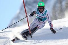 Chyba ve druhém kole slalomu stála Krýzla nejlepší výsledek sezony
