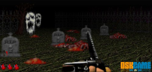 Splatterhouse 3D 1