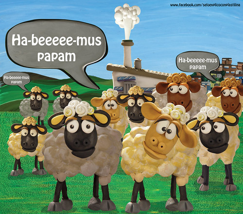 Ha- beeeee-mus papam by alter eddie