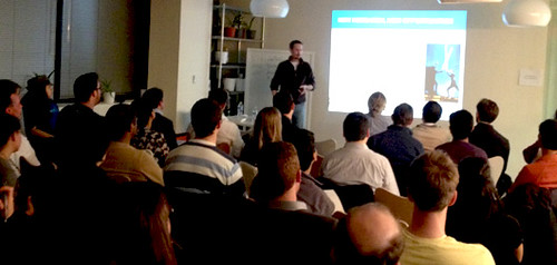Steve Wendel's NoVA UX Action Design talk