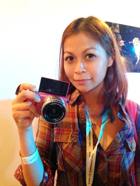 Sony Alpha Experience 2013 - sony nex 3N image-002