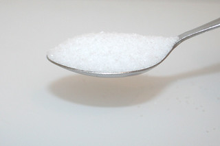 08 - Zutat Zucker / Ingredient sugar