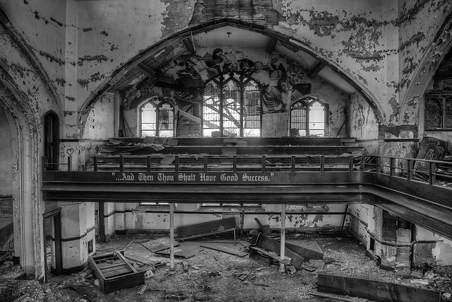 East grand boulevard methodist church detroit flickr for Cuisine 670 lothrop detroit