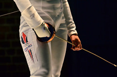 ã‰pã©e(0.0), rings(0.0), fencing weapon(1.0), arm(1.0), sports(1.0), fencing(1.0), foil(1.0), performance(1.0),