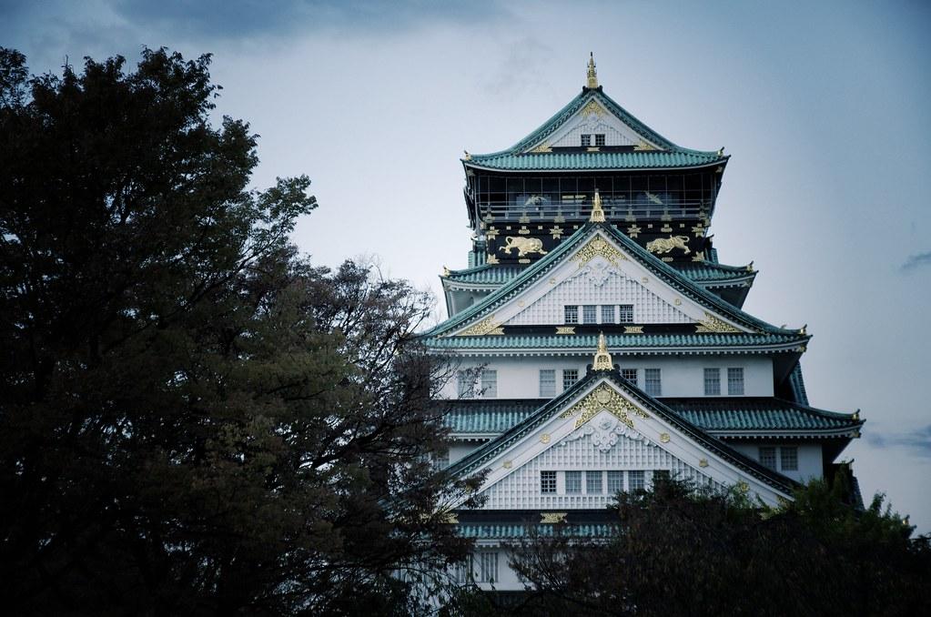 Ōsaka-jō [explored]