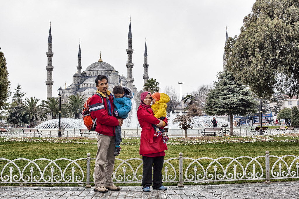 Istanbul | Blue Mosque | Travel Family