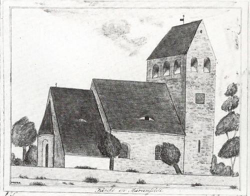 Kirche von Marienfelde