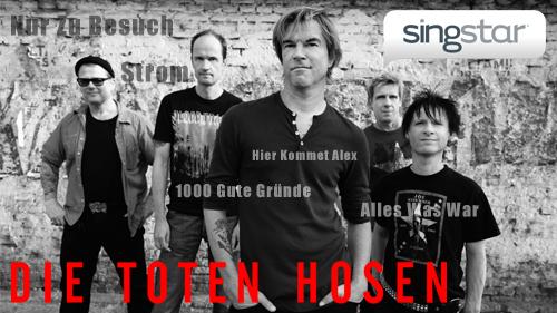 Die Toten Hosen - SingStar