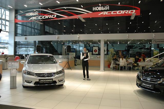 Хонда Аккорд 2013 Авто АЛЕА