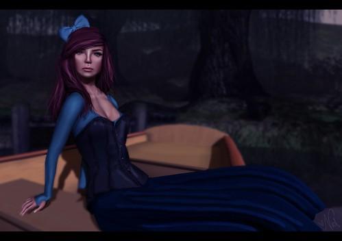 "SL DisneyBound - Ariel ""Kiss the Girl"""