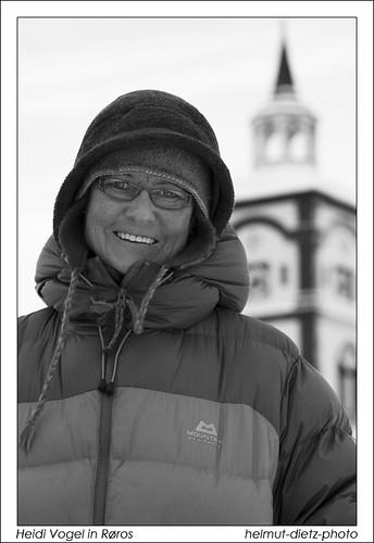 Femundlopet, Røros, Norwegen: Heidi Vogel, Weischlitz, Deutschland