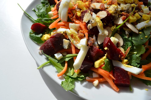 Spring Must Be Coming: Salad