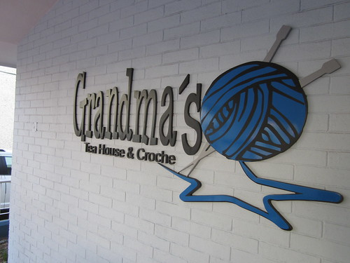 Grandma's Tea House and Croche (Aguascalientes)
