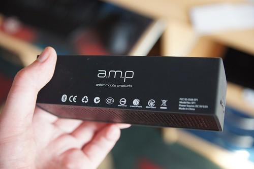 A.M.P SP1   bluetooth garsiakalbis ir laisvų rankų įranga