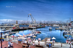 Water Front - Cape Town