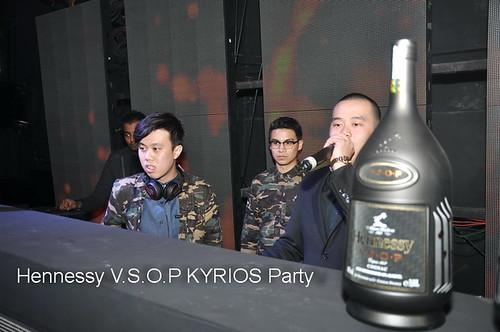 Hennessy V.S.O.P KYRIOS Party 11