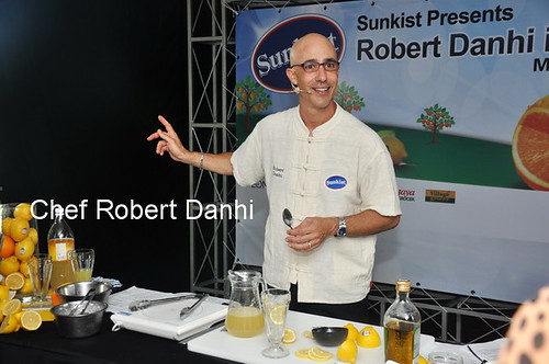 Sunkist Chef Robert Danhi