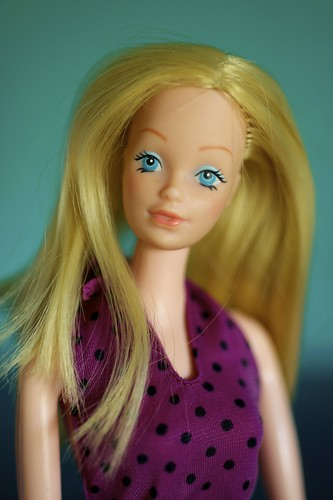 Standard Barbie by alington