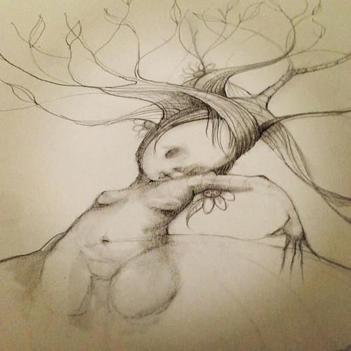 sketch/study