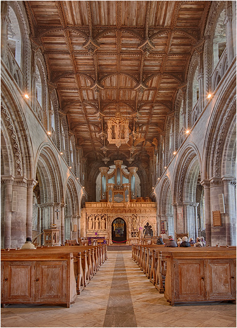 St davids cathedral gallery