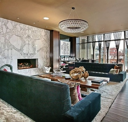 Alicia Keys Manhattan Penthouse