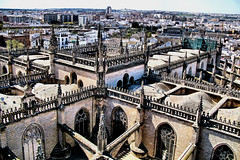 Seville. Spain.