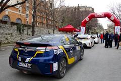Opel Ampera @ Rallye Monte Carlo 2013