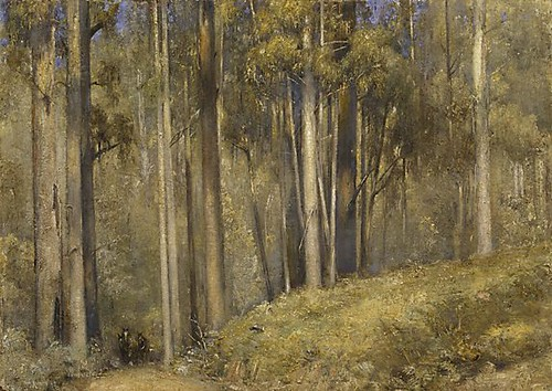 """Sherbrooke Forest"" by Tom Roberts"