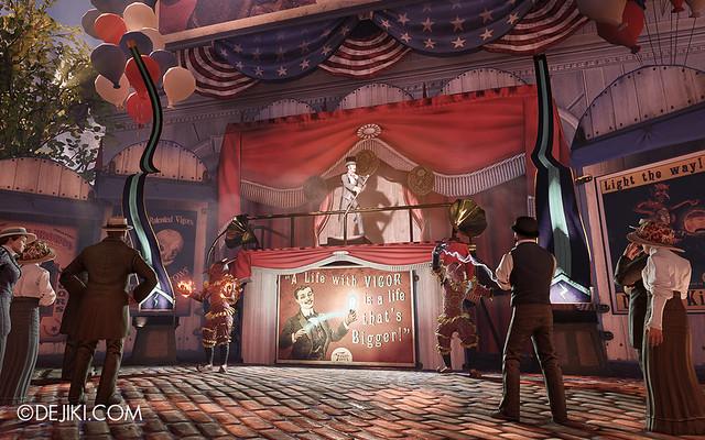 BioShock Infinite - Vigor Show