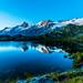 Lac Lerié, plateau d'Emparis by Alexandre Carpentier