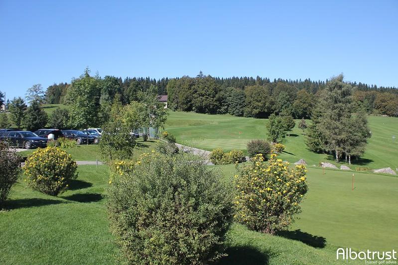 photo du golf Golf club du Rochat les Rousses - Parcours