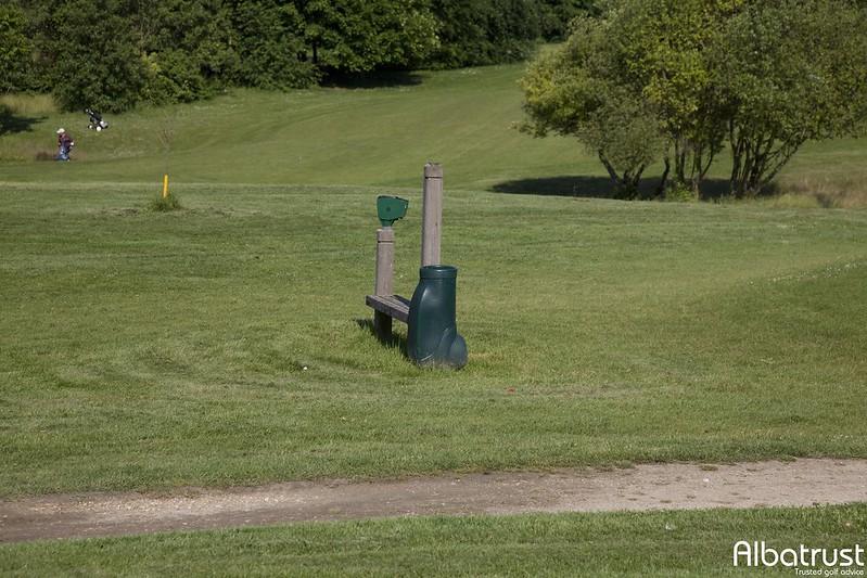 photo du golf Golf De Gonesse - Parcours