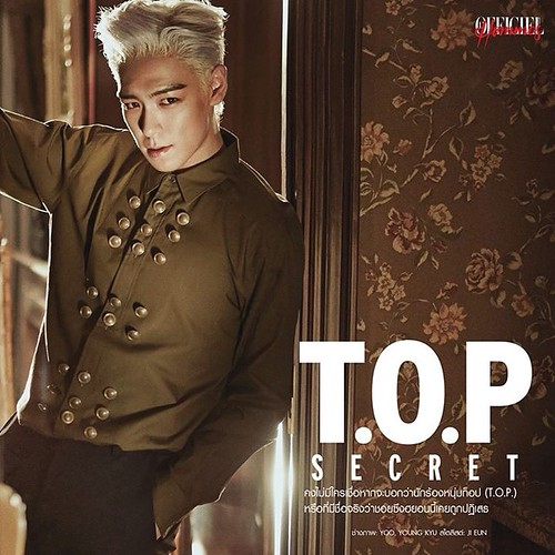 TOP - L'Officiel Hommes Thailand - Apr2015 - lofficielthailand - 01