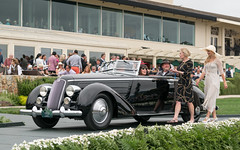Best in Show - 2016 Concours D'elegance - Pebble Beach, CA