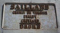 Saillans, Drome